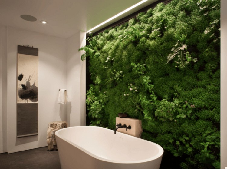 Wall Decor Greenery : Amazing home d?cor with greenery decor ideas