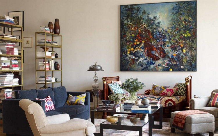 bohemian home decor home dcor bohemian home dcor ideas to die for bohemian 54c1d3dd8e341 ed lofty - Bohemian Home Decor