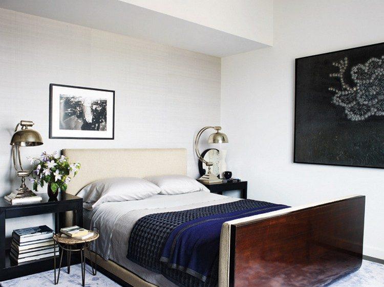 celebrity 1427474966-hillary-swank-manhattan-apartment-09 bedroom décor Celebrity Bedroom Décor Ideas celebrity 1427474966 hillary swank manhattan apartment 09 e1471518096565