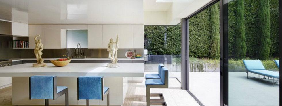 kitchen ideas Amazing Blue Kitchen Ideas feature 4