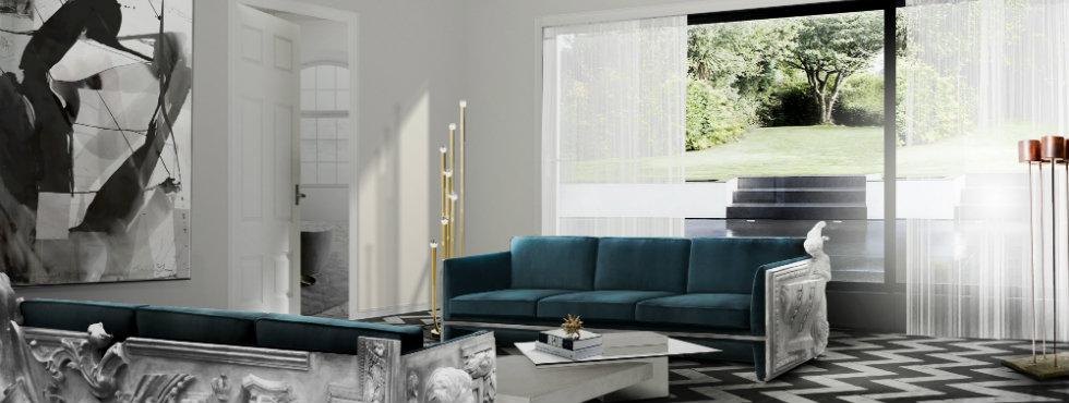 Trend Alert: Velvet Interiors