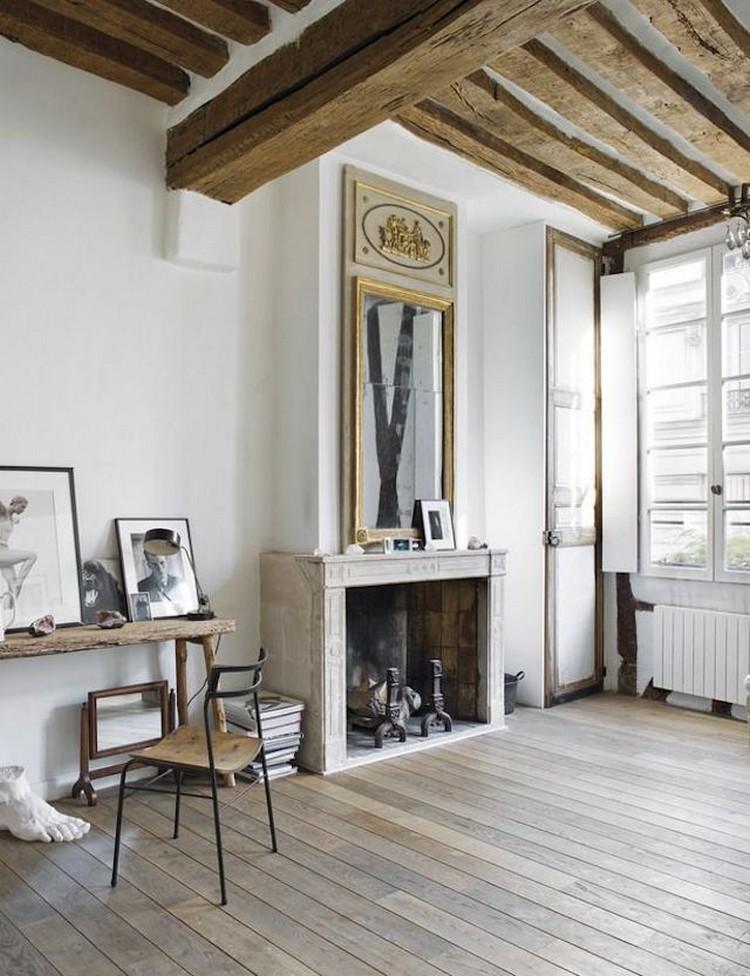 Décor Inspiration Décor Inspiration Parisian Loft Décor Inspiration parisianantique mercury mirror photo montse garriga