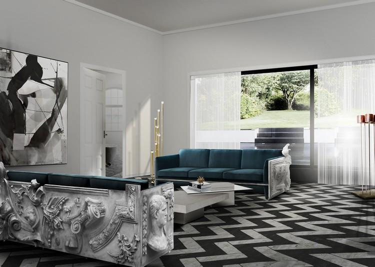 velvet versailles-blue velvet interiors Trend Alert: Velvet Interiors velvet versailles blue