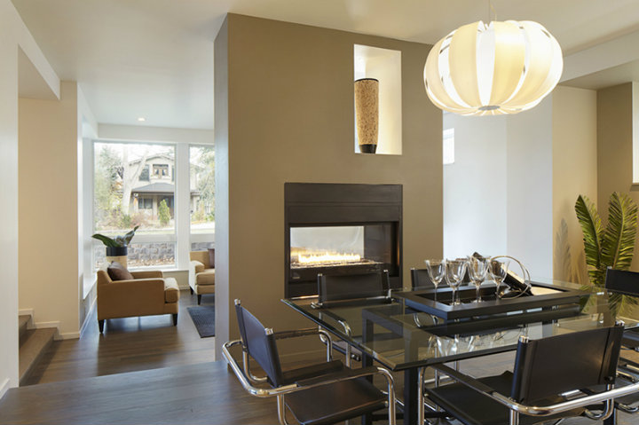 dining rooms dining rooms Best Fireplaces For Your Contemporary Dining Rooms 1 8thstreet2