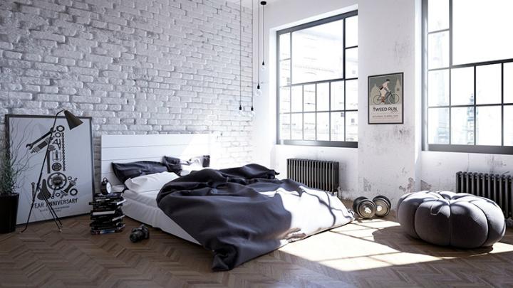 Modern Loft 3-athanasiu-bed Modern Loft The Best Bedrooms Designs For Your Modern Loft 3 athanasiu bed