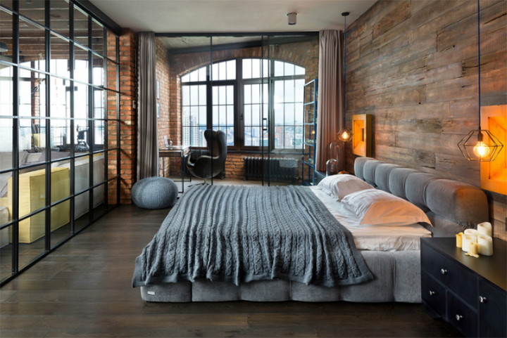 4-loft-loft Modern Loft The Best Bedrooms Designs For Your Modern Loft 4 loft loft