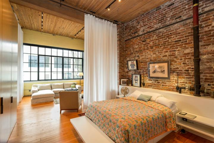 Modern Loft 5-urban Modern Loft The Best Bedrooms Designs For Your Modern Loft 5 urban