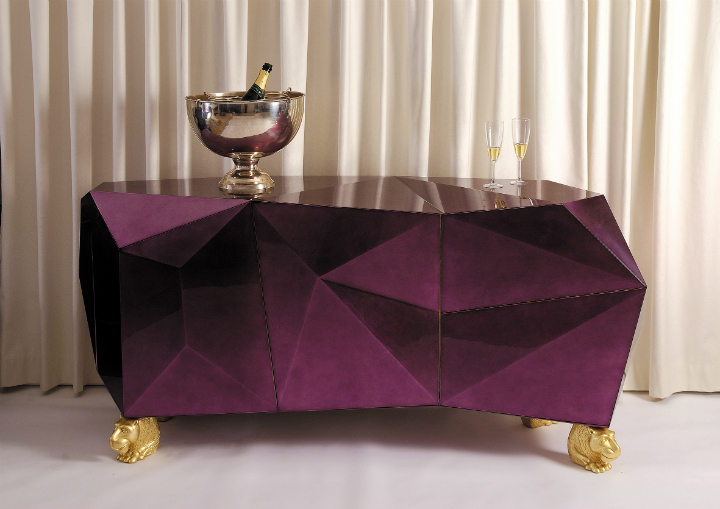 Diamond Sideboard   Limited Edition Collection Limited Edition Collection  Presenting Limited Edition Collection By Boca Do