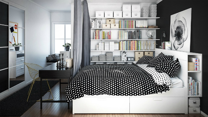 10 Luxury Black And White Bedrooms Ideas Home Decor Ideas