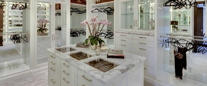 modern luxury master closet.  Modern Top Luxury Closets For Your Modern Master Bedroom On Closet S