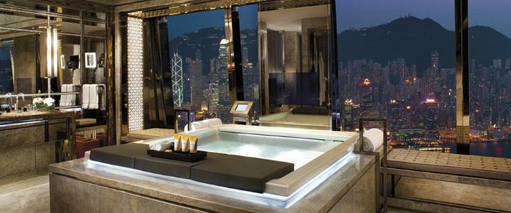 7 Of The Best Hotel Luxury Bathrooms