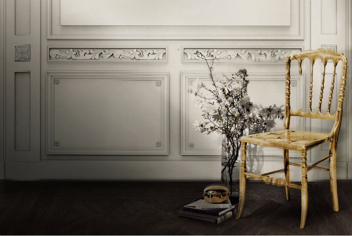 Emporium Chair Limited Edition Collection Presenting Limited Edition  Collection By Boca Do Lobo Piccadilly Luxury Mirror