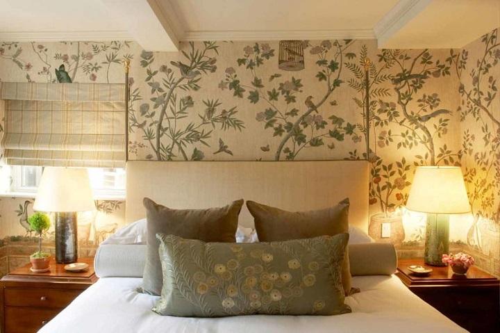 1481648294-lowell-hotel-nyc-garden-suite-bedroom1 Home Decor Ideas 10 Home Decor Ideas From Luxury Hotels 1481648294 lowell hotel nyc garden suite bedroom1