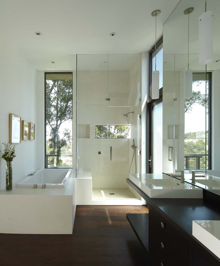 18-modern-shower-room Luxury Bathroom How To Choose The Perfect Luxury Bathroom Design 18 Modern shower room