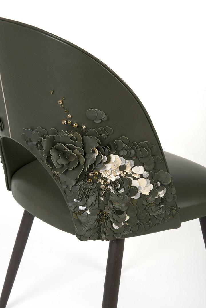 chaise_blossom_detail maison et objet Top 10 Interior Designers Exhibiting At Maison Et Objet 2017 Chaise Blossom d  tail