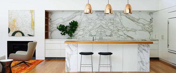 Luxury Kitchen Best Luxury Kitchen Design With Marble Accents ft 12