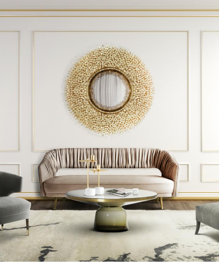 Robin Mirror Living Room Design Trends Top 10 Contemporary