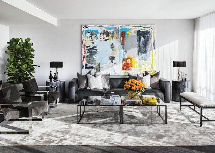 Brendan Wong Design Living Room Inspirations living room inspirations Modern Living Room Inspirations By Top Interior Designers Brendan Wong Design