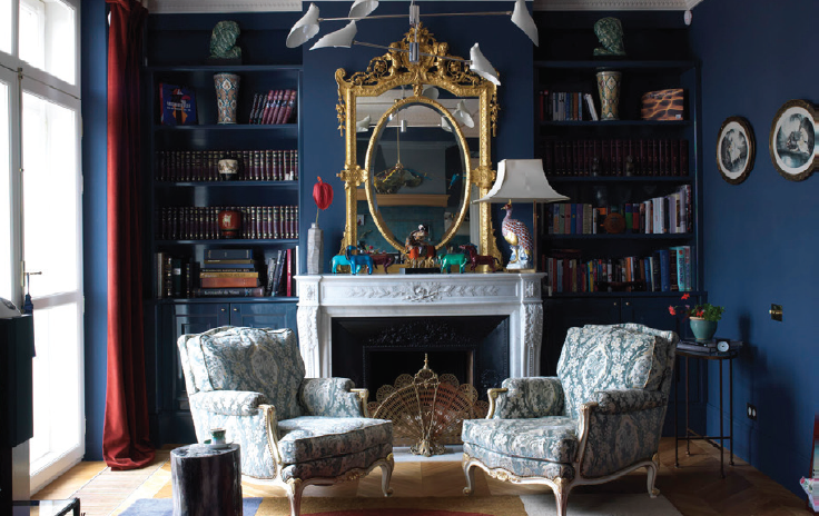 Liza Rachevskaya living room inspirations Modern Living Room Inspirations By Top Interior Designers Liza Rachevskaya