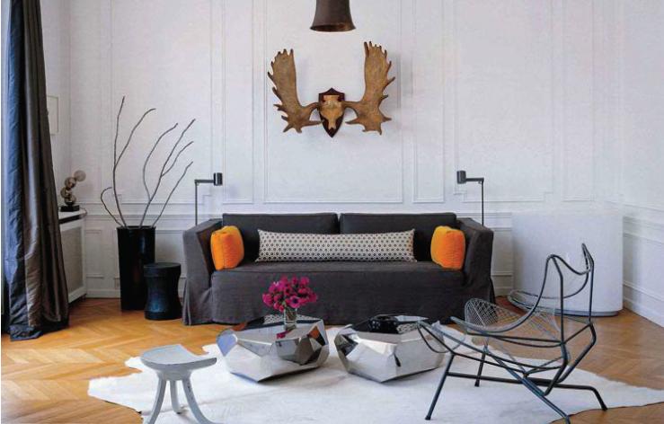 Steven Volpe living room inspirations Modern Living Room Inspirations By Top Interior Designers Steven Volpe