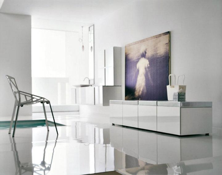 bathroom-wall-art luxury bathrooms ideas Beautiful Minimalist Luxury Bathrooms Ideas bathroom wall art