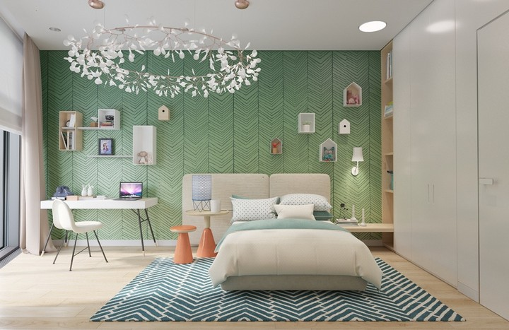 the most creative bedrooms for children – home decor ideas