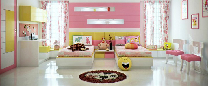 creative bedrooms The Most Creative Bedrooms For Children ft 2