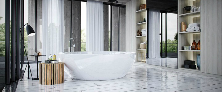 bathtub ideas for luxury bathrooms 10 Inspiring Bathtub Ideas For Luxury Bathrooms ft 3