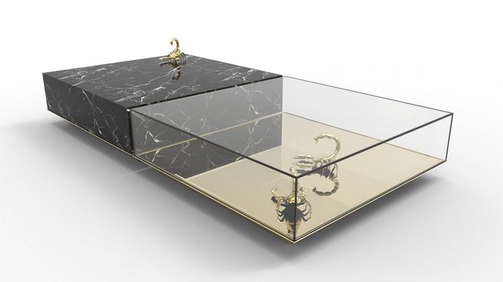 metamorphosis-center-table-01 luxury furniture Presenting Boca Do Lobo's New Luxury Furniture Designs metamorphosis center table 01