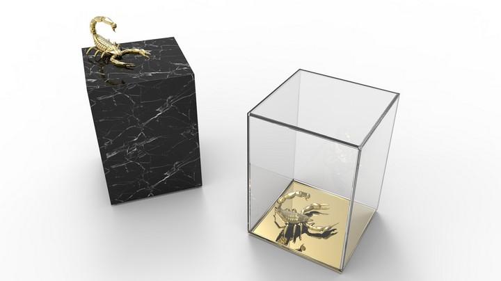 metamorphosis-side-table-01 luxury furniture Presenting Boca Do Lobo's New Luxury Furniture Designs metamorphosis side table 01