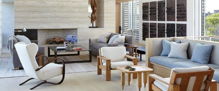 10 home decor ideas from usa top interior designers for Top interior designers usa