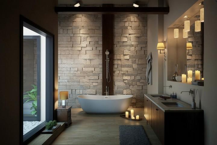 shower-tub bathtub ideas for luxury bathrooms 10 Inspiring Bathtub Ideas For Luxury Bathrooms shower tub