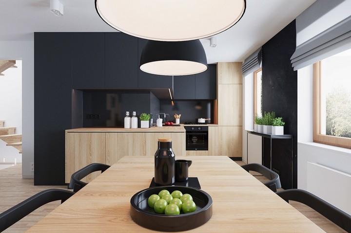 eat-in-kitchen1 luxury kitchen design Tips To Improve Your Luxury Kitchen Design eat in kitchen1