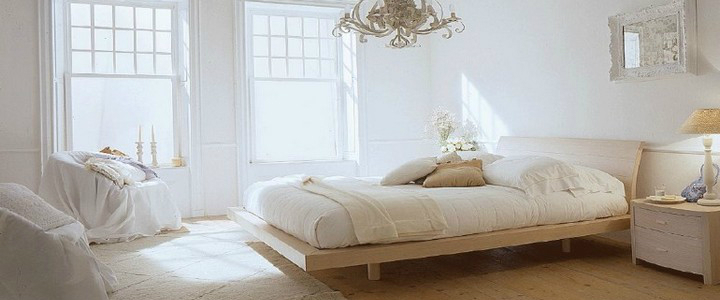 Majestic Master Bedroom White Designs For Modern Homes