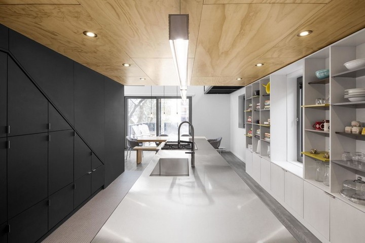 matte-black-paint luxury kitchen design Tips To Improve Your Luxury Kitchen Design matte black paint