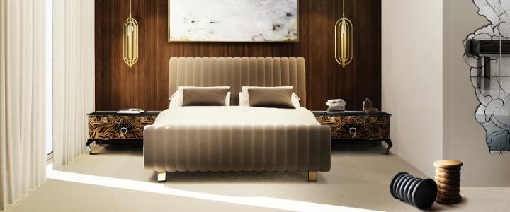 master bedroom Heart Breaking Closets For Your Luxury Master Bedroom quarto final 1