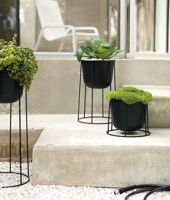 Top 10 Decorative Plant Stands For This Summer | Home ... on Iron Stand Ideas  id=11984