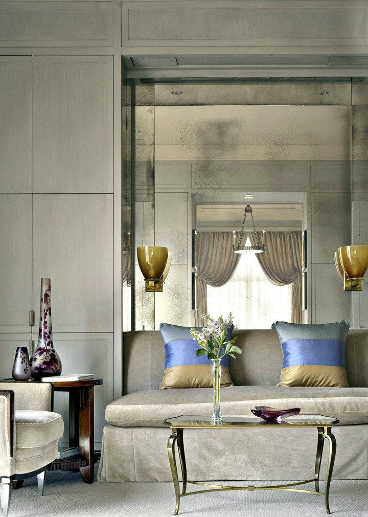 Home Decor Ideas, interior design ideas, modern house design, decorating ideas,  interior design secrets Best Interior Design Secrets Revealed gallery 1461620107 living room mirror