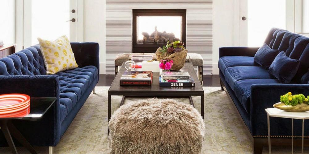 blue sofa 10 Breathtaking Blue Sofa Designs for This Summer 0 3