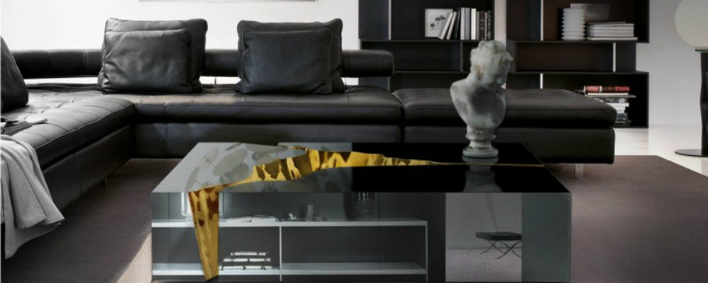 black and white interior design Black and White Interior Design Ideas 000 15