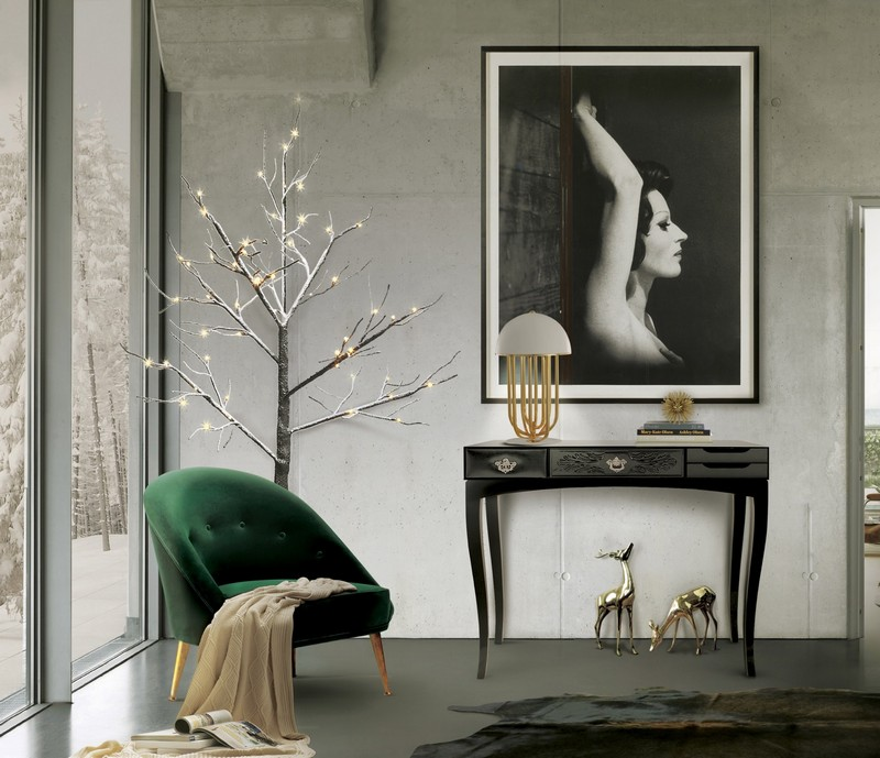 best console tables Discover the Best Console Tables for your Entryway 10 soho black console boca do lobo