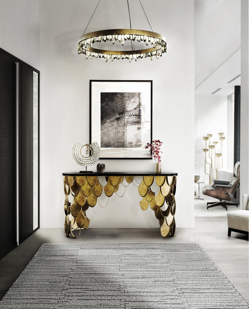 best console tables Discover the Best Console Tables for your Entryway 11 BB Hall 15