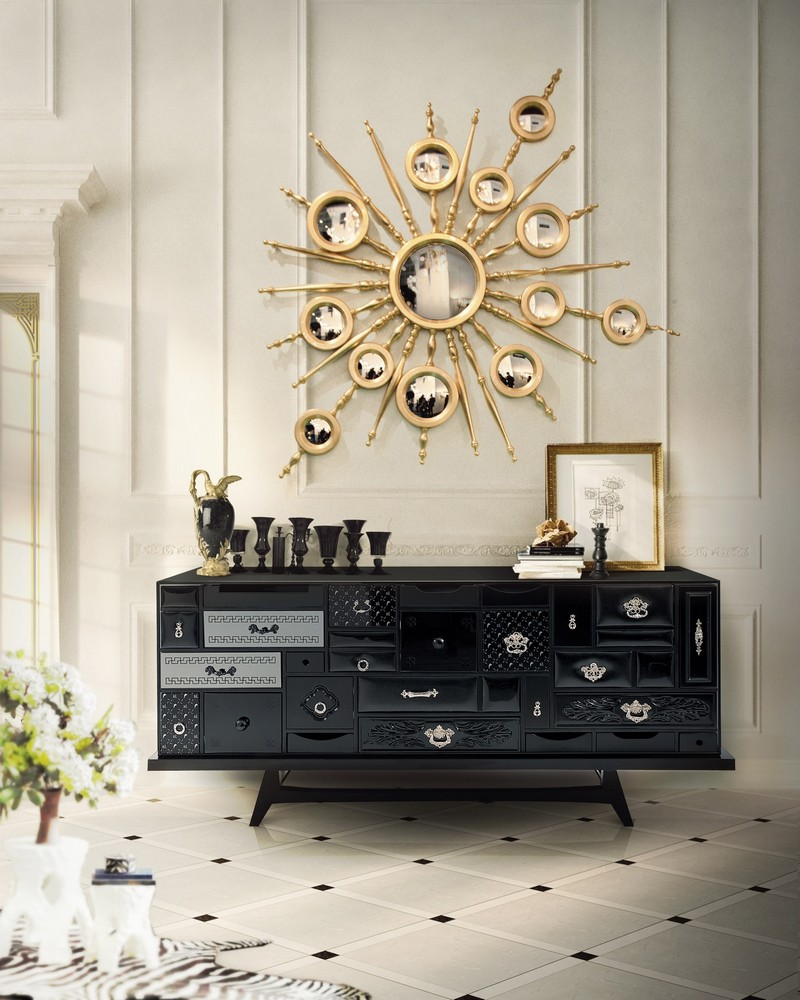 best console tables Discover the Best Console Tables for your Entryway 14 mondrian 08