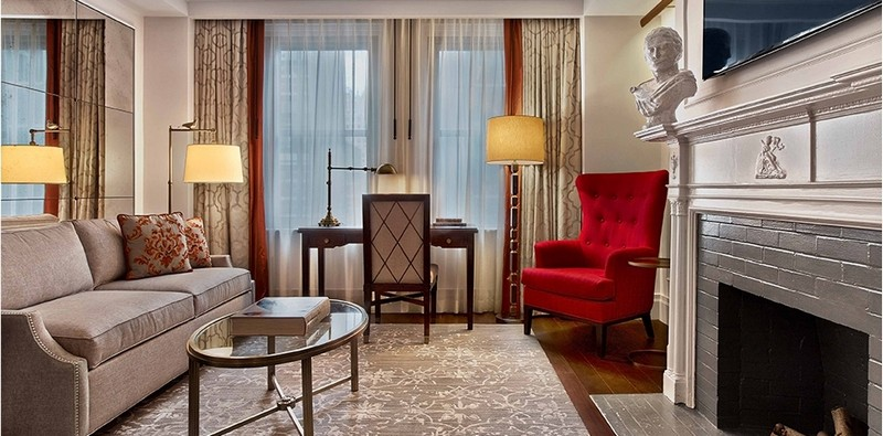Hotel design hotel design Exceptional Guest Experiences: Hotel design by HOK 3 Intercontinental NY