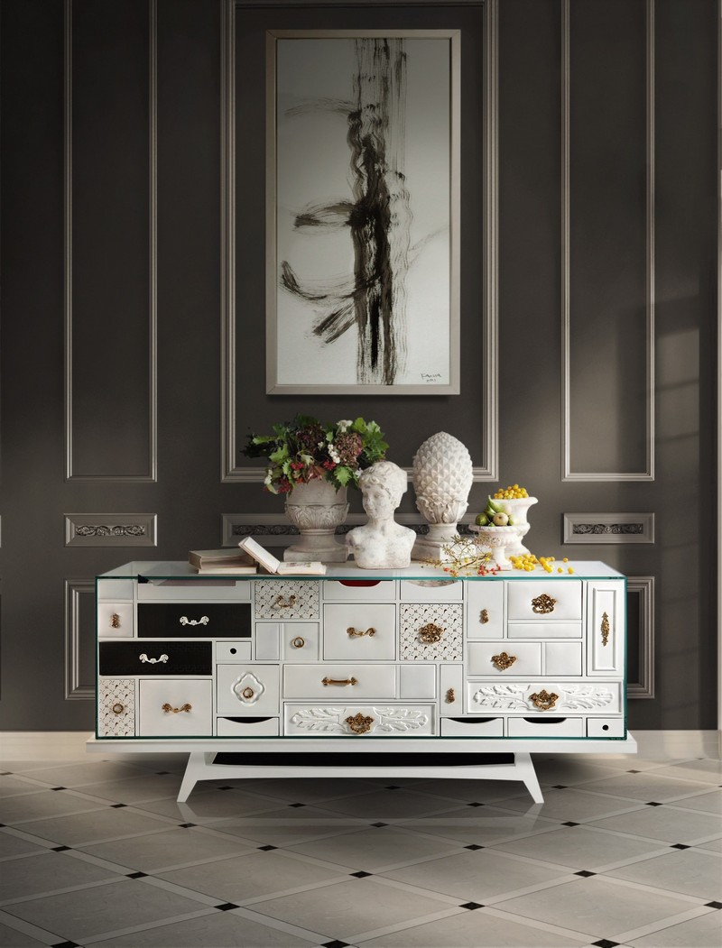 best console tables best console tables Discover the Best Console Tables for your Entryway 5 mondrian 09