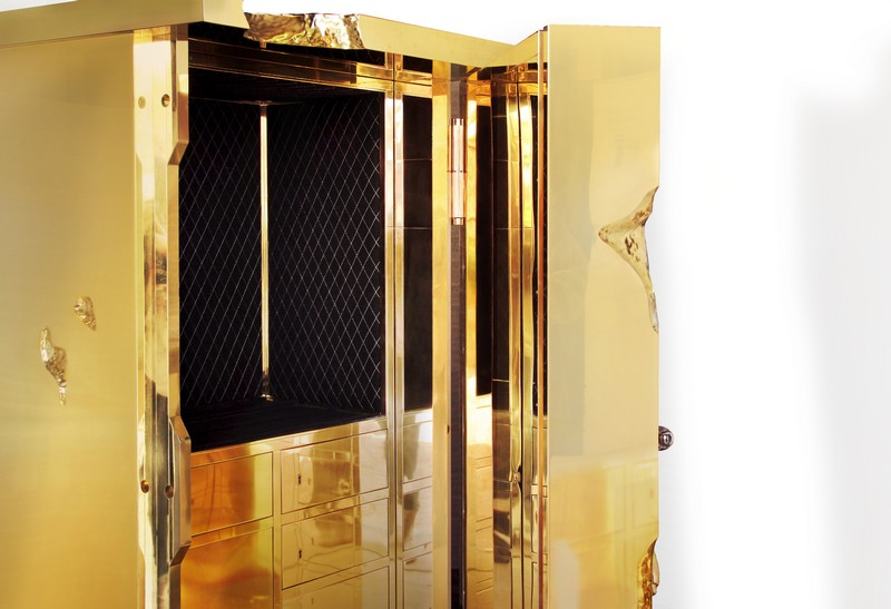Gold Rush and Millionaire Luxury Safe  Gold Rush and Millionaire Luxury Safe The Gold Rush and Millionaire Luxury Safe by Boca do Lobo millionaire 03