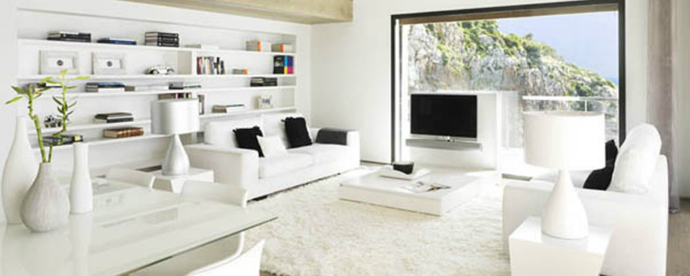 white room 23 White Room Ideas To Inspire Your Home Decor 000 15