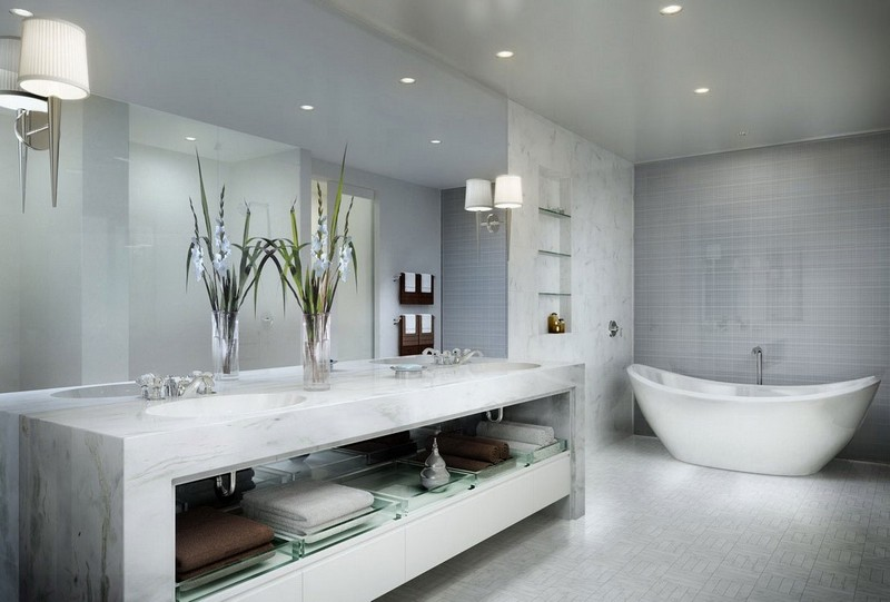 white room 23 White Room Ideas To Inspire Your Home Decor 22 White Room Ideas To Inspire Your Home Decor