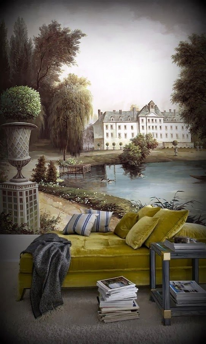 wallpaper The Latest Wallpaper Trends For Your Decoration art wallpaper2