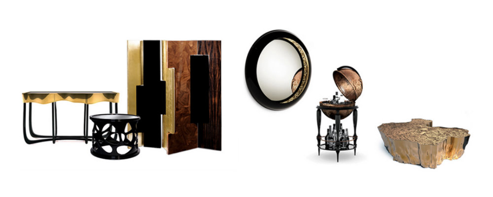 The Fantastic Furniture of Boca do Lobo's Coolors Collection
